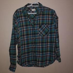 Wilfred Boyfriend Style Flannel